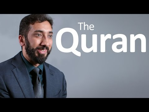 The Quran, A Miracle and Guidance - Nouman Ali Khan - Malaysia Tour 2015