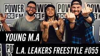 Young M.A - LA Leakers Freestyle