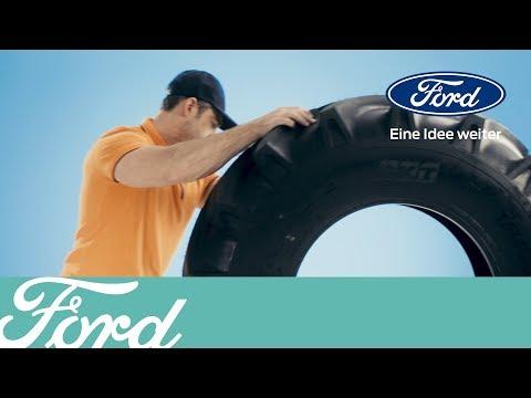 So prüfen Sie das Reifenprofil | Ford Austria