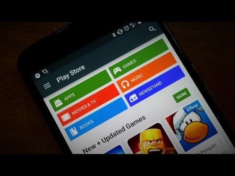 حل مشكلة ظهور خطأ 905 عند تحميل التطبيقات و الالعاب من متجر جوجل بلاي