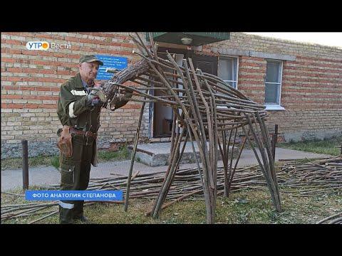 """Арт-фестиваль """"Сено"""" в Троицко-Печорском районе"""