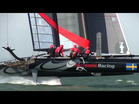 Artemis Racing: Fight-Or-Flight