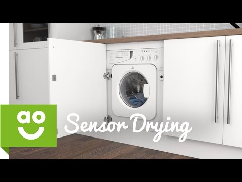 Indesit Sensor Drying   Washer Dryers   ao.com