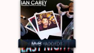 Ian Carey feat. Bobby Anthony & Snoop Dogg - Last Night (Afrojack Remix) [MvB Radio Edit]