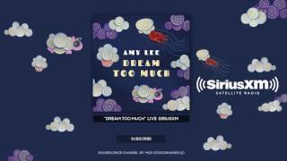 Amy Lee - Dream To Much (Live SiriusXM)