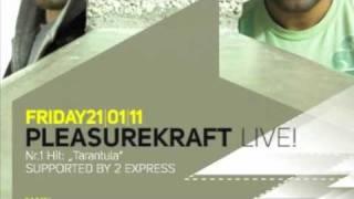 FR 21.01.2011 Pleasurekraft Live @ Elephant-Club