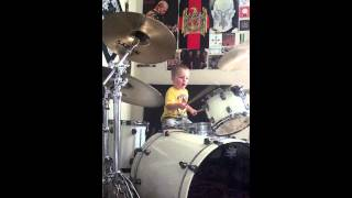 Gonzo the drummer