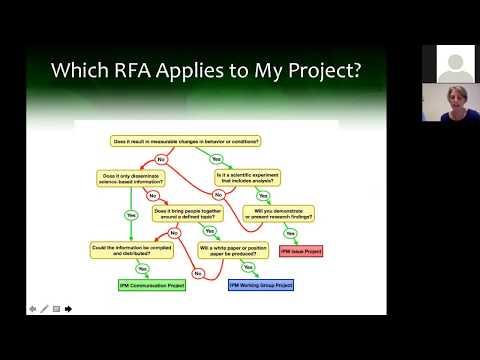 2019 RFA Webinar