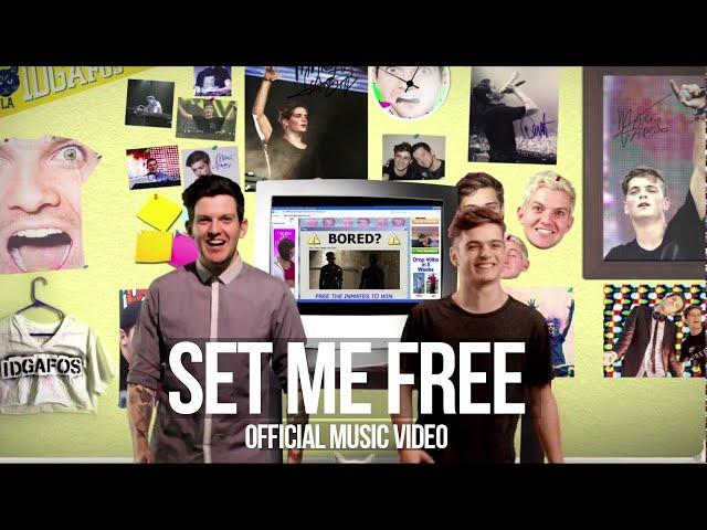 Videoclip oficial de 'Set Me Free', de Dillon Francis y Martin Garrix.