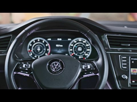 2016 VW Tiguan Interior