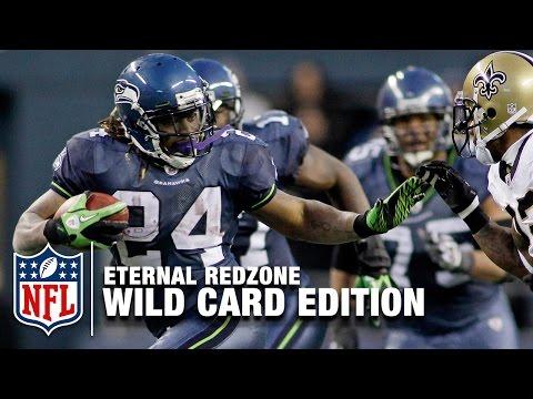 Eternal RedZone: The Best Endings in Wild Card Weekend History | NFL | DDFP