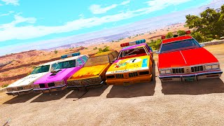 1980s OLDSMOBILE CRASH TESTING! - BeamNG Drive NEW CAR (Crashes and Funny Moments)