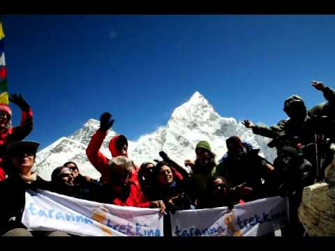 TARANNÀ TREKKING. Everest Libre