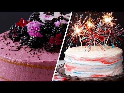 Cake Recipes For Every Celebration