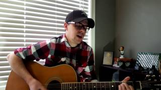 Jason Aldean - Any Ol Barstool (Cover by Ryan Knorr)