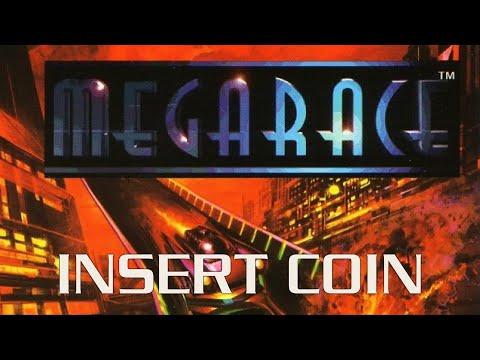 Megarace (1993) - PC - Novice Level