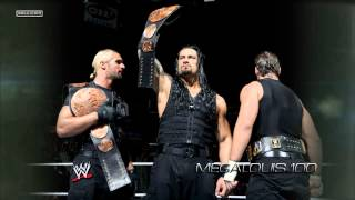 The Shield 1st WWE Theme Song  - ''Special Op'' With Download Link