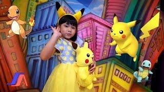 Cari Pokemon  - Faiha (Official Music Video)