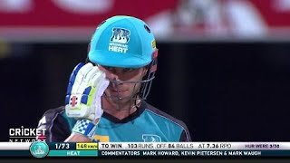 Extended version: Chris Lynn's 100 BBL sixes width=