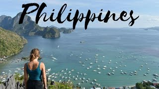 Backpacking in The Philippines | Paradise Travel Vlog
