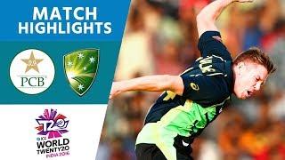 ICC #WT20 Australia vs Pakistan Match Highlights width=