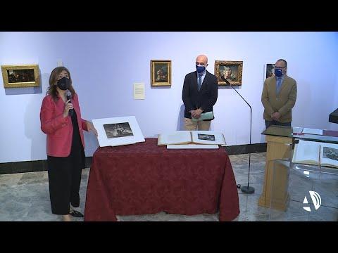 El Museo de Zaragoza recibe 211 estampas de Goya para celebrar el Día Internacional