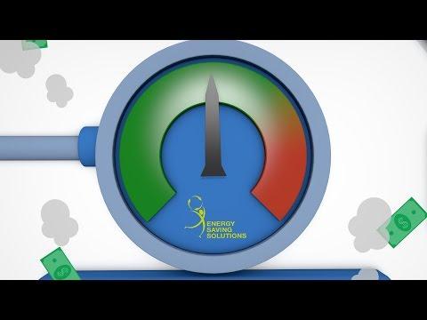 SMC Pneumatics Energy Saving - energieffektivisering inom industrin