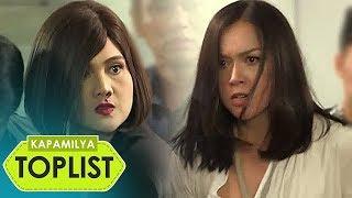7 trending cat fights of Daniela and Romina in Kadenang Ginto   Kapamilya Toplist