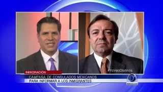 Consulado General de México se pronuncia sobre Alivio Migratorio