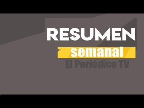 Resumen Semanal – Viernes 30 de octubre