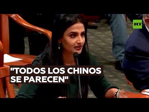 Testigo de «fraude electoral» dice que en EE.UU. no distinguen a chinos ni indios