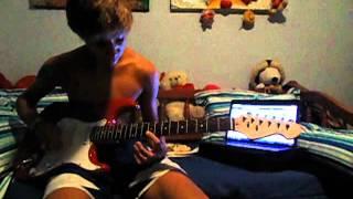tema poderoso chefão (guitarra)
