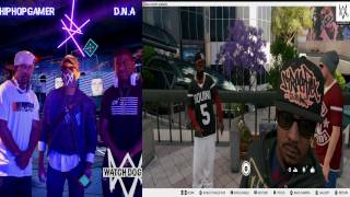 Watch Dogs 2 Song: HipHopGamer FT D.N.A. Character Trailer