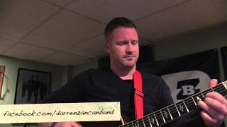 Brett Young - Would You Wait For Me (Covered by Darren Zancan)