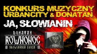TAno-Donatan Rownonoc JA Słowianin KONKURS UrbanCity