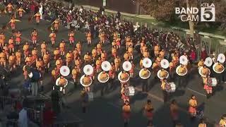 Kyoto Tachibana SHS Band (Rose Parade 2018 KTLA-WEB) 京都橘高校吹奏楽部