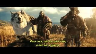 Warcraft O Primeiro Encontro de Dois Mundos - Trailer - Legendado