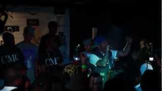 """Eldorado Red- """"Concrete Jungle"""" ft Yo Gotti Live SXSW 2013 Bout That Life Performance"""