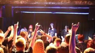 Группа Scream Inc. Metallica Show. Live 02