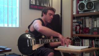 Wyatt Scott: A Passage To Bangkok - Guitar Cover