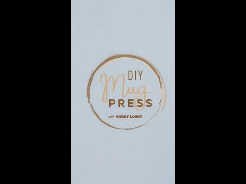 DIY Mug Press | Hobby Lobby®