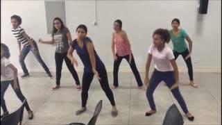 coreografia Resplandecer 2017