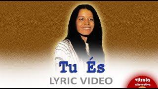 TU ÉS - ROSIMÉIA VIEIRA ft. FÁBIAN DOS SANTOS | LYRIC VIDEO | Vitrola Alternativa