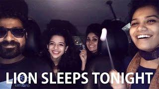 Lion Sleeps Tonight Cover Feat. Mithila Palkar and Sheeka Gokarn
