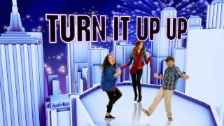 Can You Feel It - Lyric Music Video - Ross Lynch - Austin & JESSIE & Ally All Star New Year