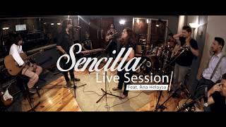 Santiago Benavides - Sencilla Feat. Ana Heloysa  (sesión en vivo)