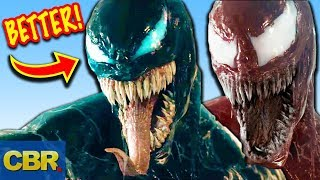 10 Things Venom Can Do That Carnage Can't