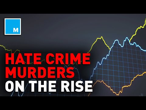 Hate Crime MURDERS Are Up In 2019 | [MASHABLE NEWS]
