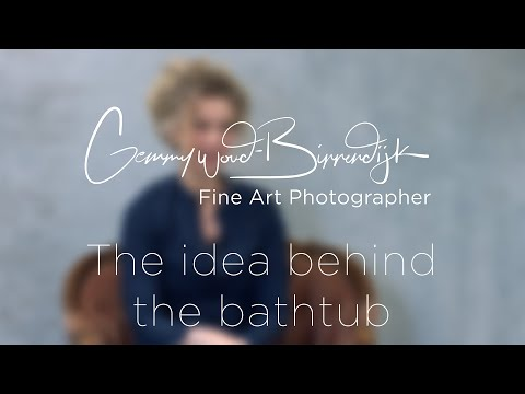 Gemmy Woud - The idea behind the bathtub | Phase One