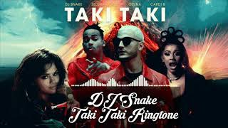 Dj Snake Taki Taki | ringtone video | Jack Music.
